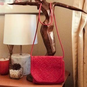 Handbags - Italian Hand crafted woven straw